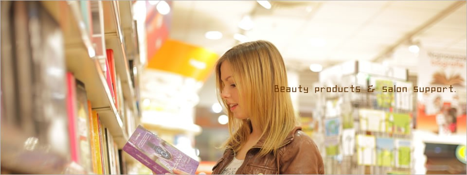Beauty Products & Salon Support